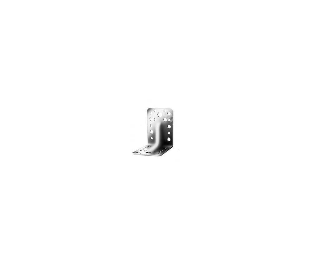 Derékszög lemez erősített horganykék