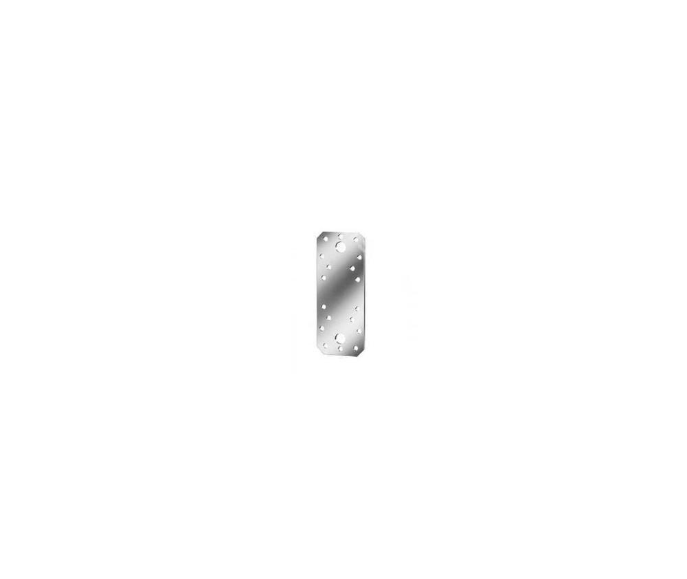 Perforált lemez normál horganykék