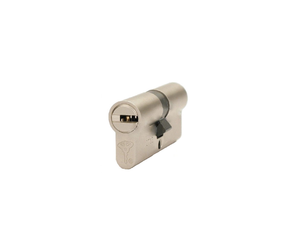 Mul-T-Lock Cilinderbetét 7x7 Fúrt kulcsos