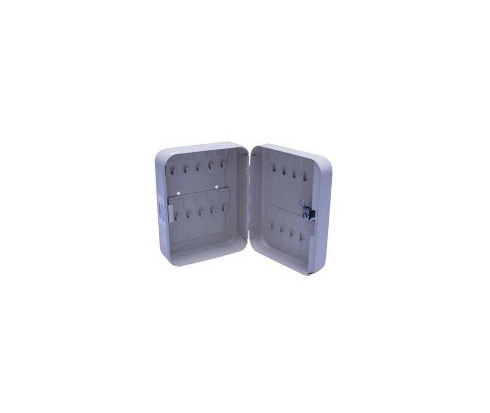 Kulcstároló szürke 200x80x160mm nincs