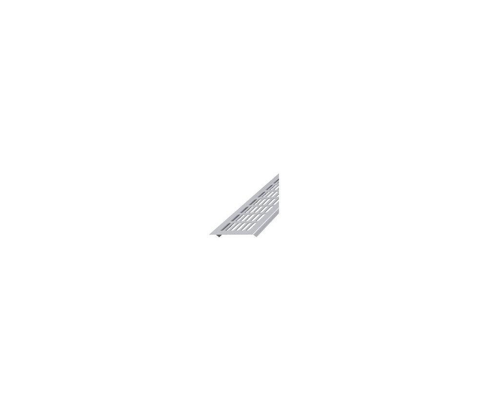 Szellőzőrács alumínium 100x800