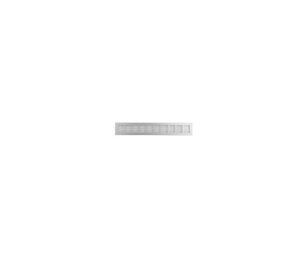 Szellőzőrács alumínium 100x400