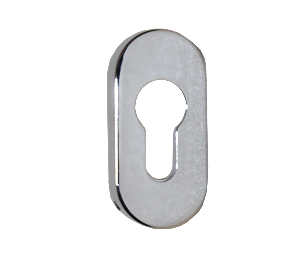 Cilinder védő lap ovális 32x67