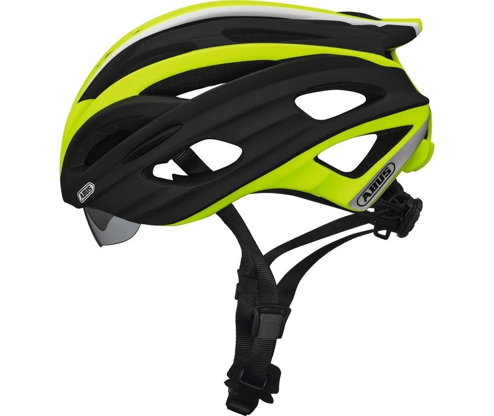 Abus casca de ciclism In-Vizz  green