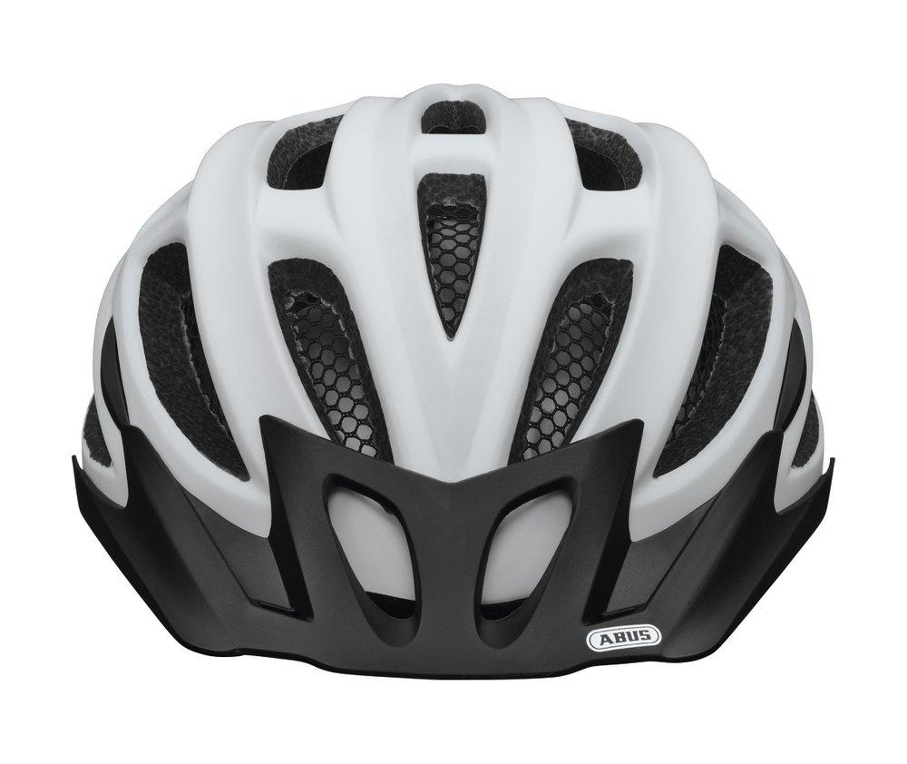 Abus casca de ciclism New Gambit  white