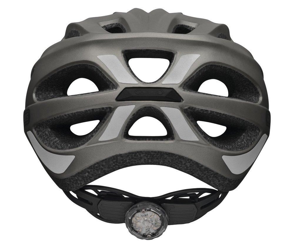Abus casca de ciclism New Gambit  asphalt grey