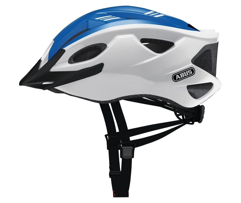 Abus casca de ciclism S-Cension  race blue