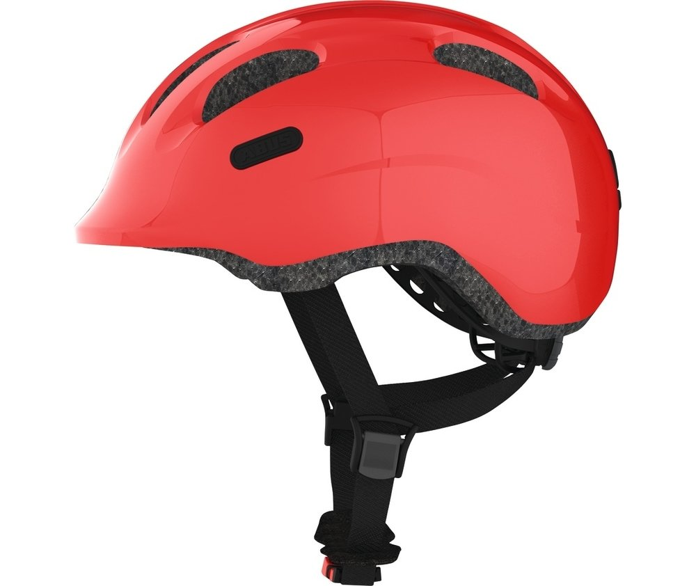 Abus casca de ciclism Smiley 2.0 Kids skarkling red