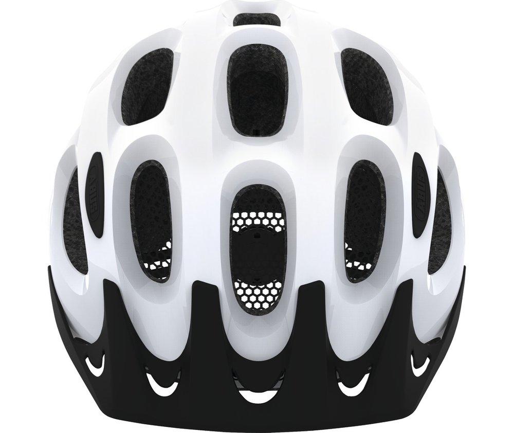 Abus casca de ciclism Youn-I Ace  white prism