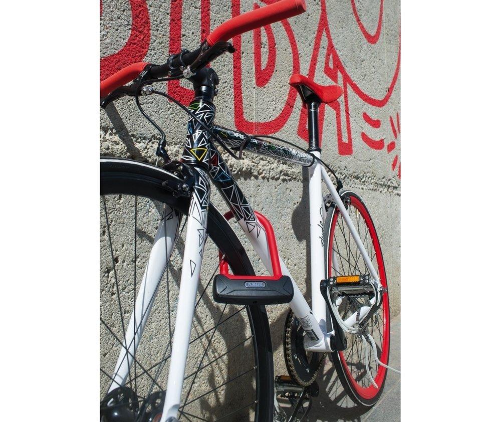 Abus antifurt bicicleta Granit Plus 640