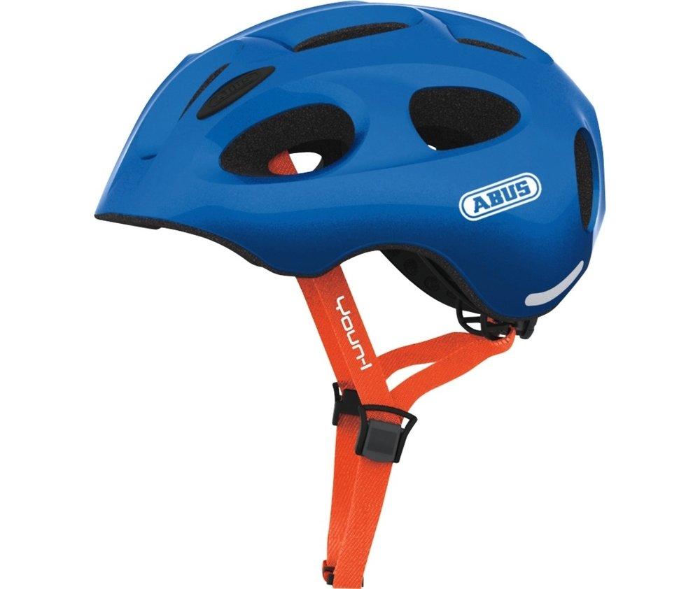 Abus casca de ciclism Youn-I Kids sparkling blue