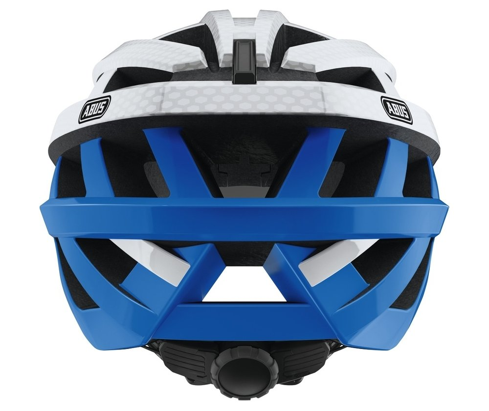 Abus casca de ciclism In-Vizz Ascent  blue comb