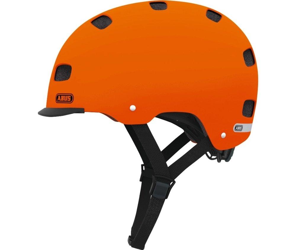 Abus casca de ciclism Scraper 2.0  signal orange