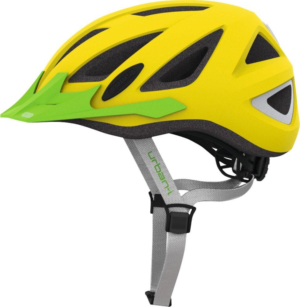 Abus casca de ciclism Urban-l 2.0 Neon  neon yellow