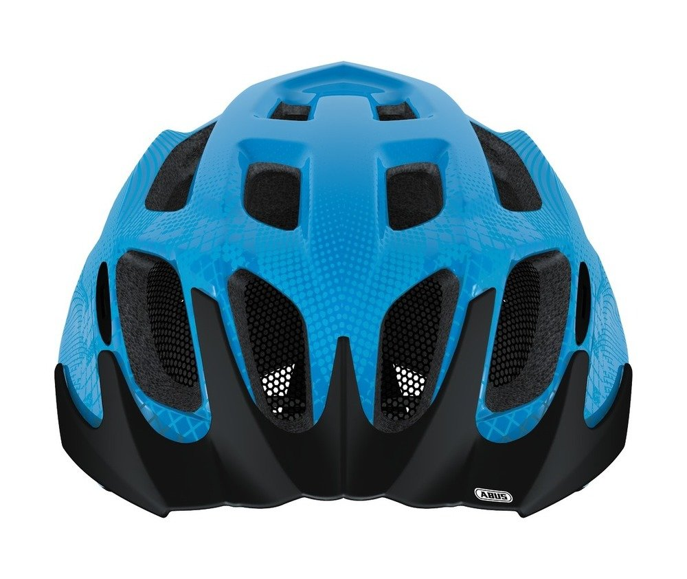 Abus casca de ciclism MountX Kids carribean blue