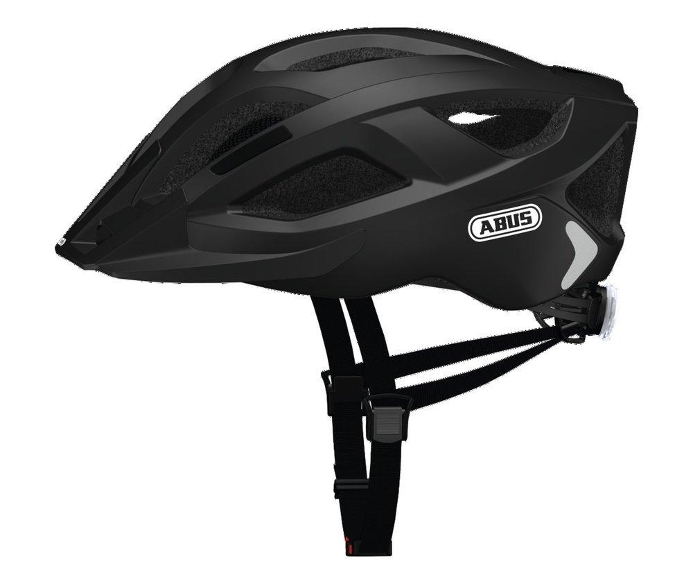 Abus casca de ciclism Aduro 2.0  velvet black