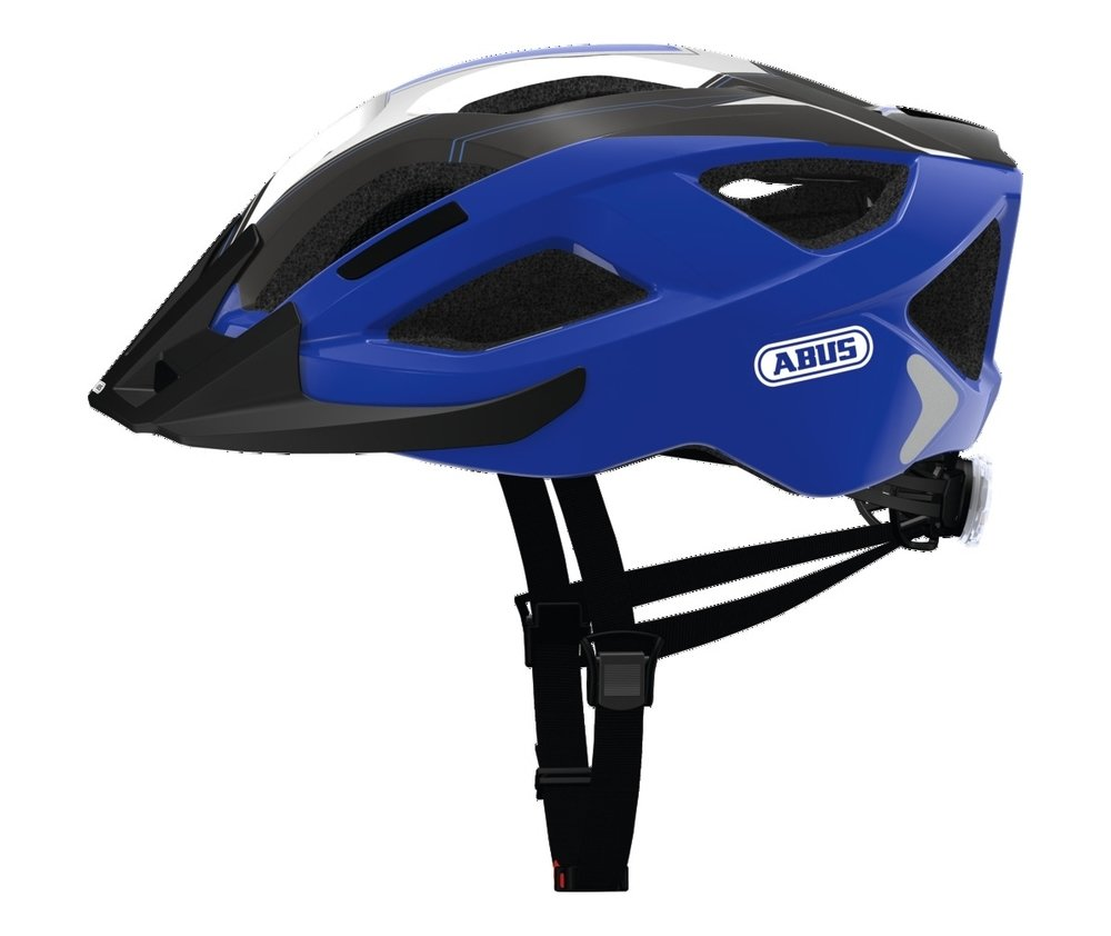 Abus casca de ciclism Aduro 2.0  race blue