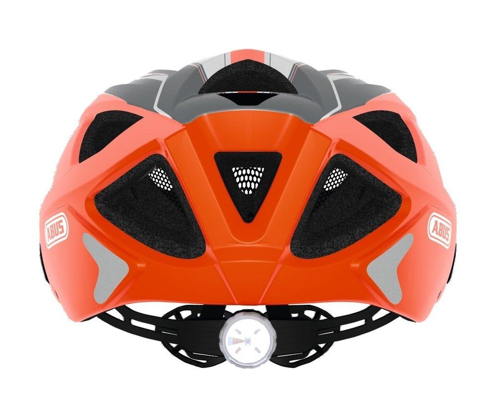Abus casca de ciclism Aduro 2.0  race orange