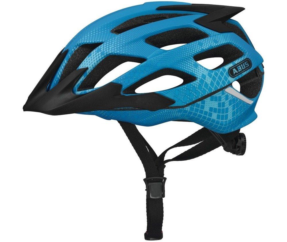 Abus casca de ciclism Hill Bill  carribean blue